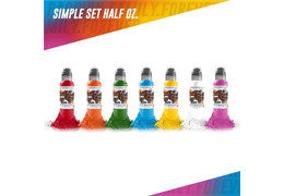 Набор World Famous 7 Colors Simple Set